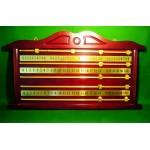 Wooden Scoreboard