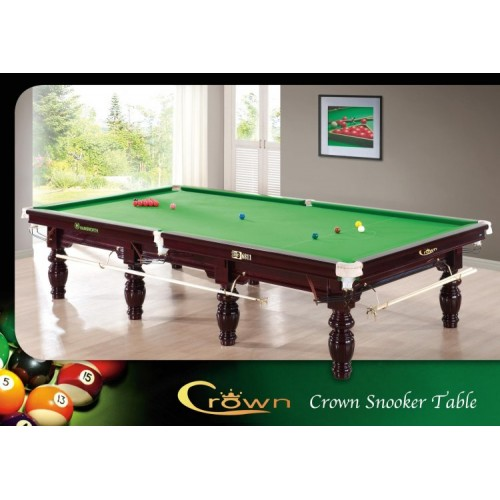 12ft Crown Snooker table
