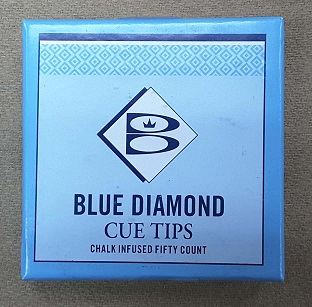 Blue Diamond Tip