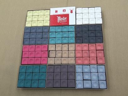 Master Chalk-12pcs