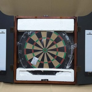 Dartboard With Frame-2