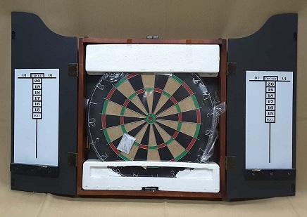 Dartboard With Frame-2