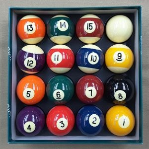 "Aramith Pool Ball 2""-2"