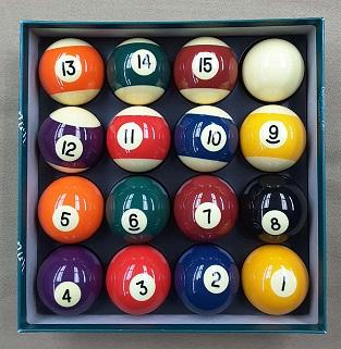 """Aramith Pool Ball 2""""-2"""