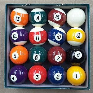 Aramith Pool Ball 2.16-2