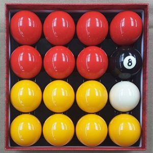 "CM1 TC Colour Ball 2""-2"