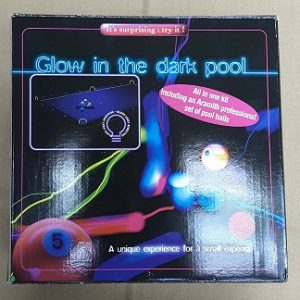 Glow In The Dark Pool Kit