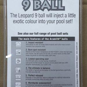 Leopard 9 Ball-2