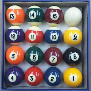 "Pool Ball 2"" (Blue Box)-2"
