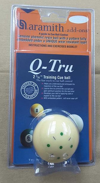 Q-Tru Training Ball