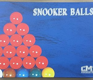 Snooker Ball (Blue Box)