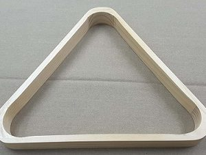 Wooden Triangle 2.16""